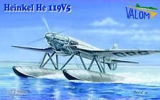 VALOM 1/72 Heinkel He 119V5 plastic kit