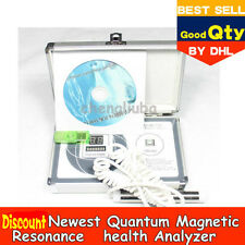2016 Newest Quantum Magnetic Resonance health Analyzer by DHL good quality