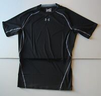 Under Armour Heat Gear Short Sleeve T Shirt    Medium  Large  Compression