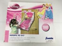 New Disney Princess Franklin Sports Disney 'Hoops To Go' Sound Effects On Score