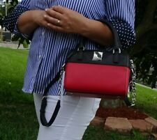 CALVIN KLEIN - Tasche Handtasche Damentasche Henkeltasche Shoulder bag ROT NEU
