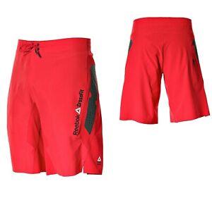 Reebok Crossfit Matt Mens Training Short - Red - Z82743 - XL