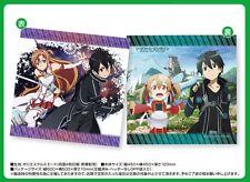 Sword Art Online Asuna, Kirito, Pina, Silica Cushion by Broccoli