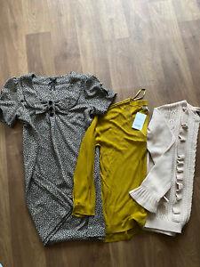 Ladies Clothes Bundle Size 12 Tops Jumper Next Dorothy Perkins