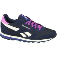 Reebok Classic Leather Jr AR2041 chaussures marine