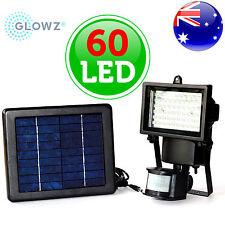 60 LED Motion Sensor Light SUPER BRIGHT PREMIUM QUALITY Flood Spot Security