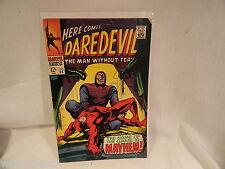 Daredevil #36 January 1968 Fine Comic Book Name of the Game Mayhem