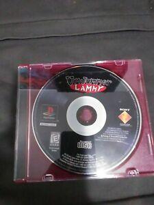 Um Jammer Lammy (Sony PlayStation 1, 1999) (untested)