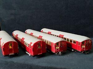 EFE London Underground 1938 Tube Stock KENNINGTON VIA CHARING X NORTHERN LINE
