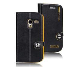 Book Case für Samsung Galaxy S3 Mini Hülle Flip Cover Schutz Tasche Kapphülle