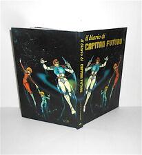 CAPITAN FUTURO Kyaputen Fyūchā 1980 Mondadori italy school diary - diario scuola