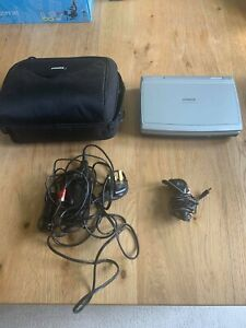 Philips Portable DVD Player with Case and Charger Great Condition