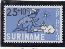 Suriname 1964 Early Issue Fine Mint Hinged 25c. 168955