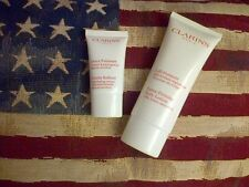 Clarins Extra-Firming Body Lotion and Gentle Refiner