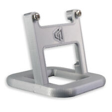 Stand for Hive Thermostat v2 with Mounting Screws - Silver Sloped P3D-lab