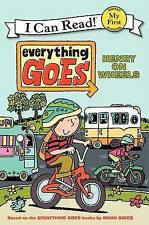 Everything Goes: Henry on Wheels (My First I Can Read)-ExLibrary