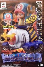 ONE PIECE GRANDLINE VEHICLE Vol. 1 BRACHIO TANK 5 FIGURA FIGURE NEW NUEVA