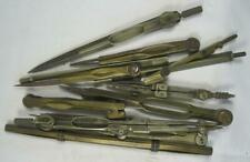 A Dozen Assorted Drawing Instruments