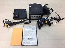 NINTENDO GAMECUBE SYSTEM JAPAN with GAME BOY PLAYER
