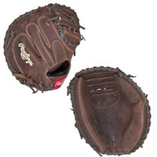 """Rawlings Player Preferred 33"""" Adult Baseball Catcher's Mitt - Throws Right"""