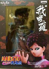 NARUTO DXF GAARA SHINOBI RELATIONS Vol. 2 BANPRESTO FIGURE NEW NUEVA