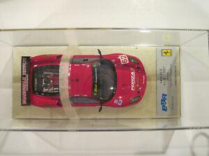 BBR 1/43  2007  ALMS  Ferrari F430 GT2  Risi Competizion  #40 / 150  IMSA