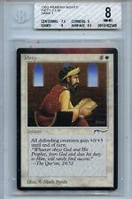 MTG Arabian Nights Piety BGS 8 Nm-MT Card Magic the Gathering Dark 2349