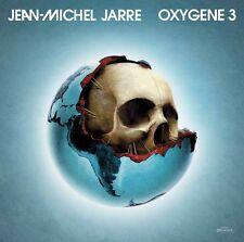 JEAN MICHEL JARRE  OXYGENE 3 CD (Released 2016)