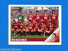 CALCIATORI PANINI 1995-96 Figurina-Sticker n. 487 - REGGINA SQUADRA -New