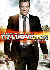 Transporter: The Series - Season 1 (DVD, 2015, 4-Disc Set) Free Shipping!
