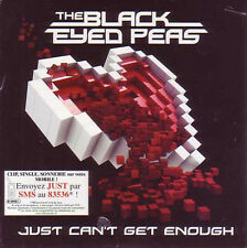 ☆ CD Single The BLACK EYED PEAS Just can't get enough ☆