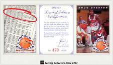 1993 Futera Australia Basketball Cards NBL Best Of Both World Full Set (4)-Rare
