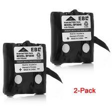2Pack Two-Way Radio Battery For Uniden Bp-38 Bp-40 380 380-2 680 885 895 Gmr Frs