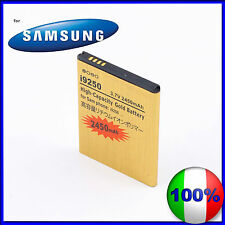 Batteria Gold 2450mAH SAMSUNG GALAXY NEXUS i9250