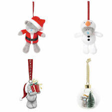 Me to You Tatty Teddy Christmas Tree Decorations 2019 (Assorted)
