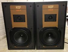 KEF Coda III  HiFi Bookshelf / Stand Mount Speakers - 50W - Black