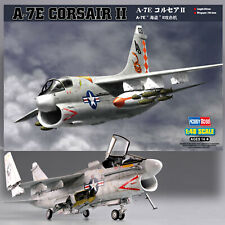 HOBBY BOSS 1/48 A-7E CORSAIR II MODEL KIT 80345