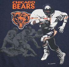 M * vtg 90s 1993 Chicago Bears crewneck sweat shirt * 165.27