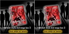 8 DVD BOX BRITISH STYLE PART 3 | hooligans | casuals | uk | england |