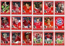 Manchester United European Champions League winners 1999 football trading cards