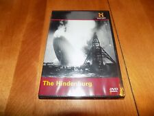 THE HINDENBURG Airship Disaster Nazi Zeppelin Air Crash History Channel DVD NEW