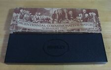 Box Only Vintage Bicentennial Commemorative Character Watch Box by Bradley