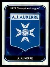 Panini Champions League 2010-2011 AJ Auxerre Badge No. 464