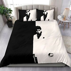 Cool Scarface Duvet Cover and Pillowcases