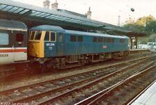 Dapol Class 86 216 Meteor BR Blue FYP N Gauge DA2D-026-004