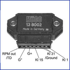 Schaltgerät Zündanlage - Hüco 138002