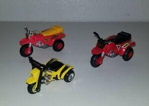 Go-Bots & MotoBot ATC 3 Wheeler Transformer Toys