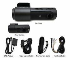 BlackSys CH-300 2 Channel Dash cam with Wi-Fi / 2560 x 1440p Quad HD
