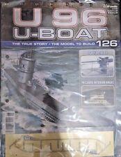 partworks magazines  118,119,120,121,122,123,124,125 & 127,128 DeAgo