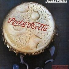 Judas Priest ‎– Rocka Rolla (Remastered)   CD NEW